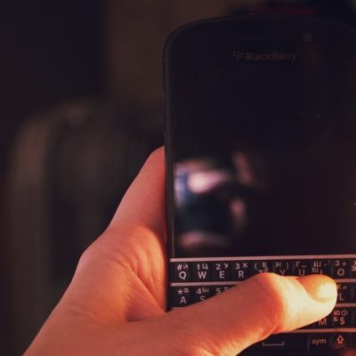 BlackBerry zariadenie