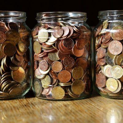 Drobné peniaze