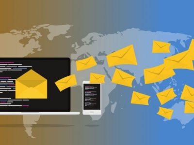 email a elektronická pošta