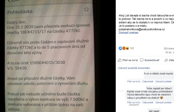 Exekútor ČR