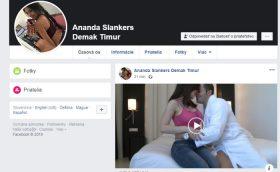 fake profil a podivné žiadosti s vírusom