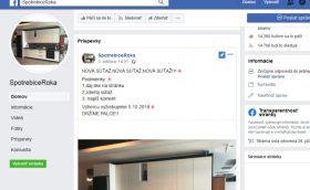 SpotrebičeRoka podvodná súťaž na facebooku