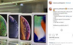 instagram a vianočná súťaž pdovodná