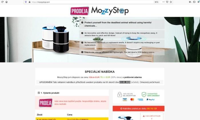 mozzystop