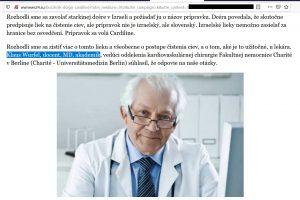 falošý lekár klaus wurfel
