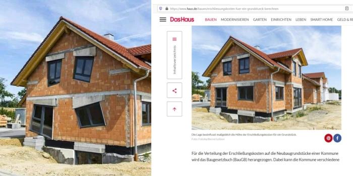 Dom a šikmé okná