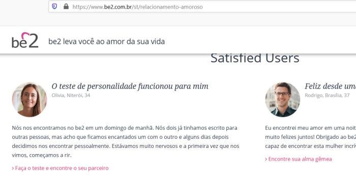 Brazília a Be2