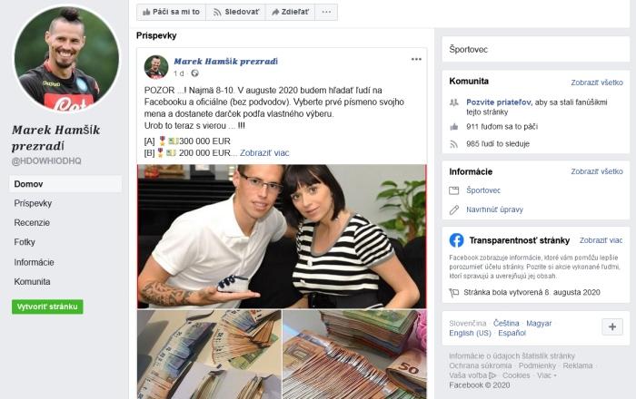 Marek Hamšík prezradí