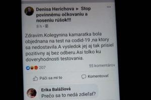 Denisa Codid-19
