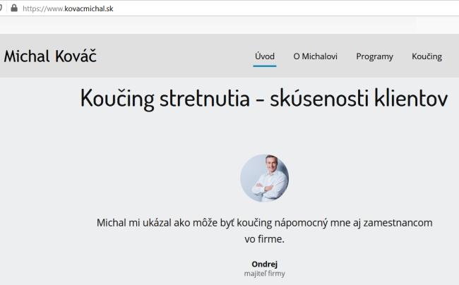 Kováč Michal