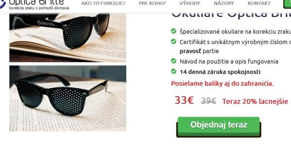 Pingole glasses dierkované okuliare šmejd predražený
