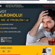 Alkotox šmejd proti alkoholu