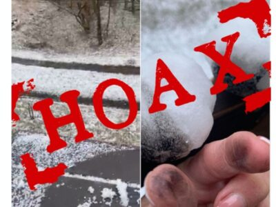 hoax- topiaci sneh nehorí plastový sneh