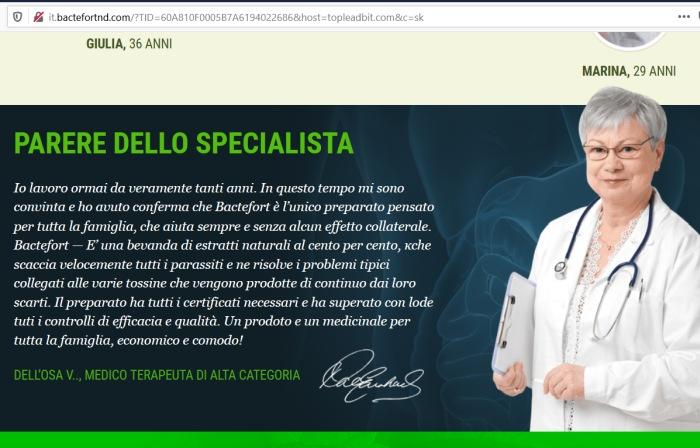 BacteOFF a iné prípravky proti parazitom a podvodní lekári