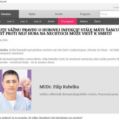 MUDr Filip Kubelka, podvodný falošný lekár