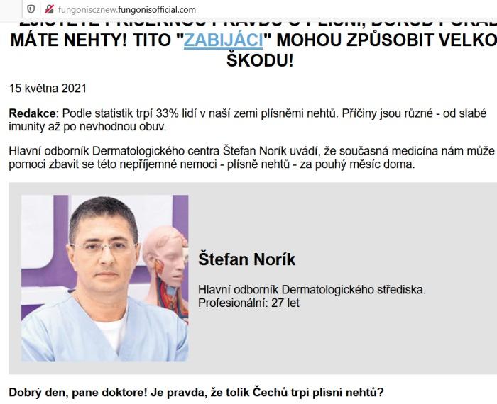 Štefan Norík Mudr.