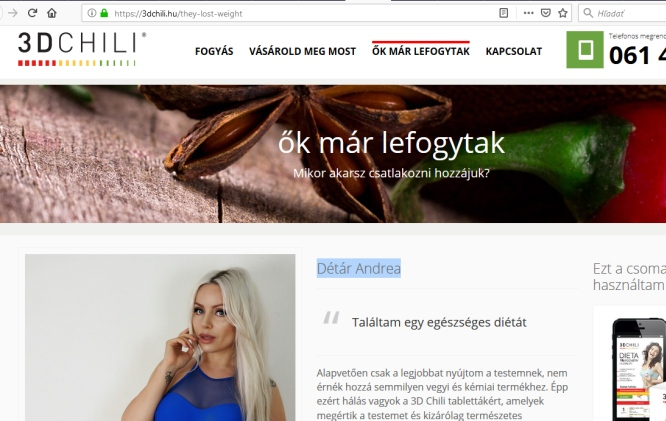 3D chili magyar