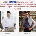 Varovanie: podvod s Biovellis Tabs na chudnutie, prof. Geller