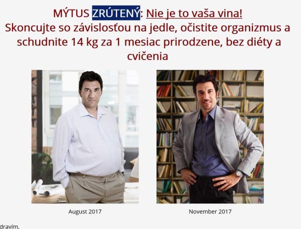 Biovellis Tabs na chudnutie, prof. Geller