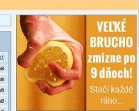 Reklamy s citrónom a vraj veľké brucho, pritom stále Kankusta Duo