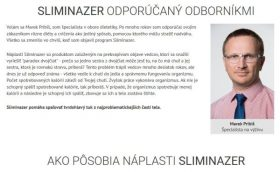 Sliminazer podvodníci falošný profesor lekár a odborník