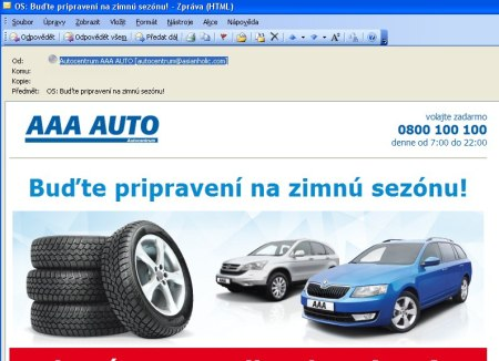 aaa spam