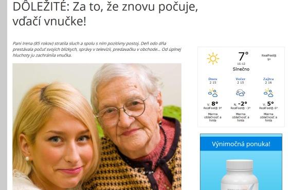 Dôchodcovia ako obete