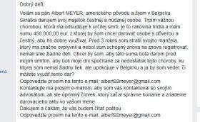Facebook Albert meyer