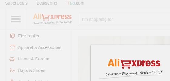 Aliexpress  original