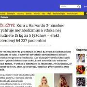 """Podvodné stránky """"zdravej-vyzivy-sprievodca.com"""" a Kankusta Duo"""