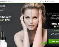 Podvodné stránky a reklamy na BIO FILLER a zneužitá Eva Herzigová