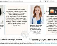 Podvodné stránky Slovenská lekárska asociácia a falošní lekári