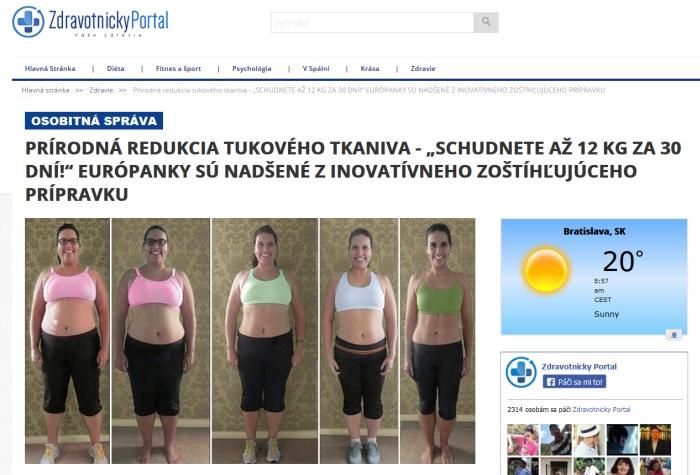 Bioxyn na podvodnom ZdravotnickyPortal.com