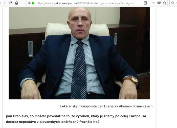 Branislav Fejk podvodné stránky