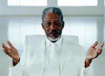 Smrť Morgana Freemana je hoax a bussiness zároveň