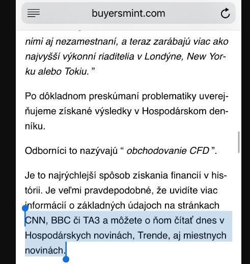 Zuzana jesenska buyersmint.com