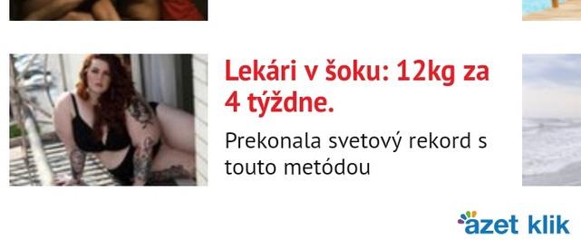 Cas.sk a reklama, lekári sú v šoku, Tess Holiday