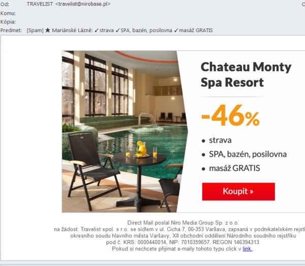 Cheata spam