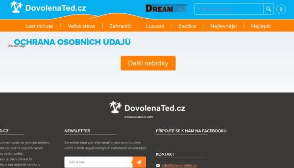 dovolenated-ochrana
