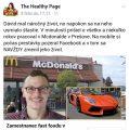 Falošný Dávid z Prešova vraj počas prestávky v McDonalds zarobil majland