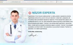 Falošný lekár Andrej Mak endokrinológ