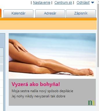 Fresh Depil reklama na holenie, podvodné