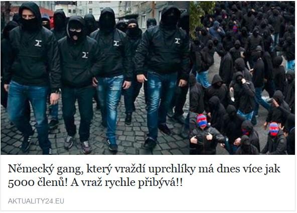 Gang vraj vraždí
