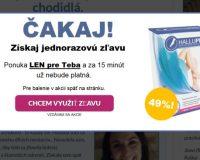 Falošný zdravotnickyportal.com a HalluPro pre haluxy na nohe