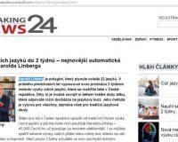 Varovanie: Na Slovensku Ling Fluent je vČechách Ling Intelligence