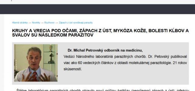 Nový internetový podvod Helveat – Botanisone je len kópia Herbal Parasite