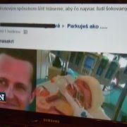 HOAX.sk na TV Markíza, internetové hrozby čoraz viac medializované