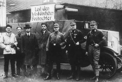 ilustračná foto NSDAP