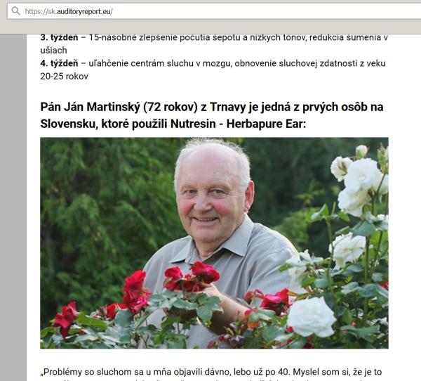 jan-Ján Martinský, neexistujúci zákazník Nutresin