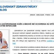 Falošný lekár Ján Halinský, špecialista na parazitické infekcie, ponúka Revitoxin